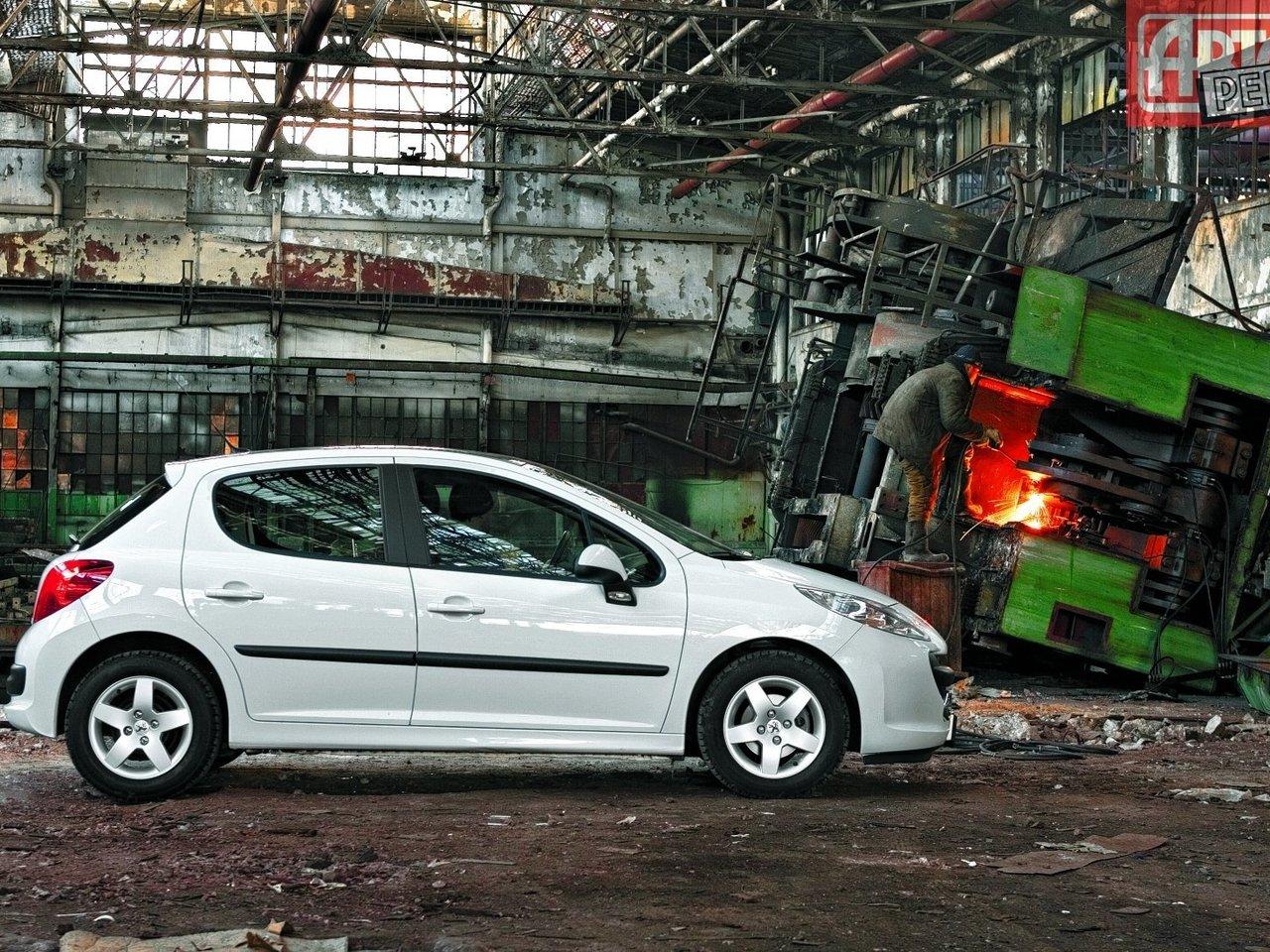 Peugeot 207, робот - Форум по автодиагностике ...
