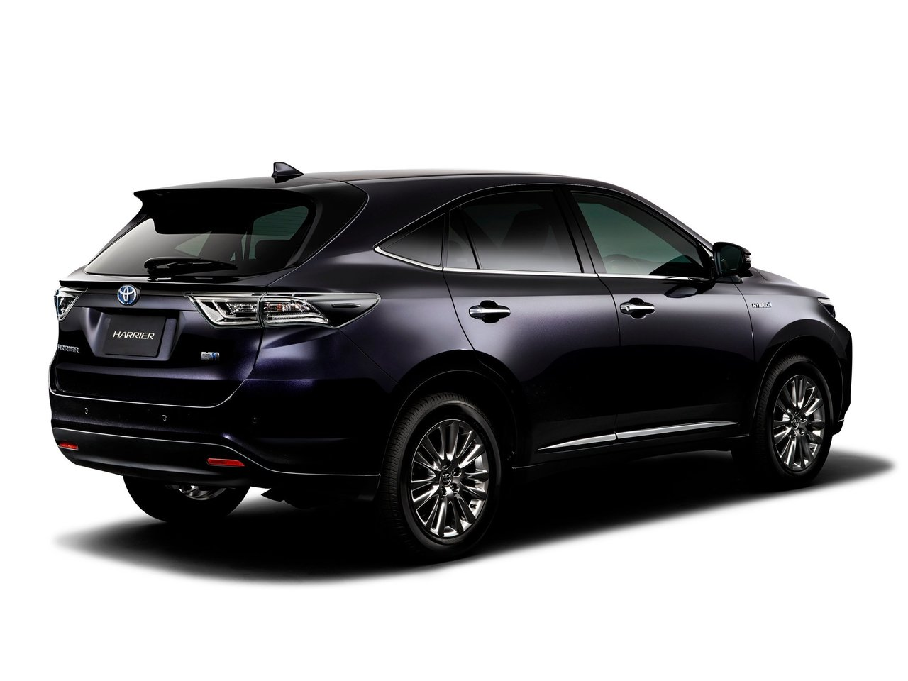 toyota harrier iii 2013г